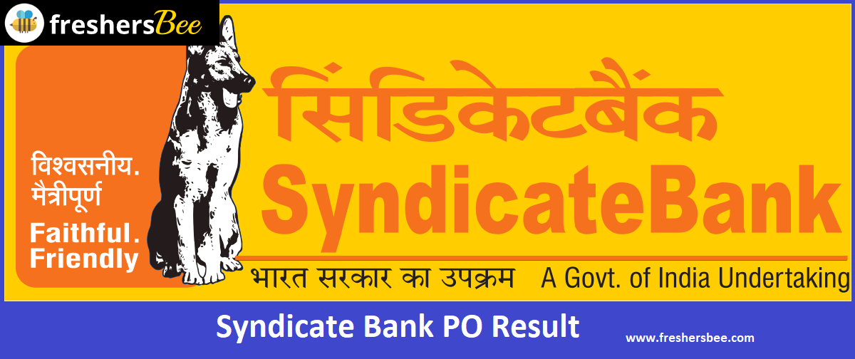 Syndicate-Bank-PO-Result