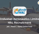 HAL Recruitment 2018 - Hindustan Aeronautics Limited Online Form