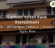 Catholic Syrian Bank Recruitment 2018-19 Jobs | Off Campus | Walk-in | Process