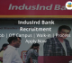 IndusInd Bank Recruitment 2018-19 Job | Off Campus | Walk-in | Process | Apply Now