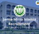 Jamia Millia Islamia Recruitment 2018 - JMI Jobs Vacancy @jmi.ac.in