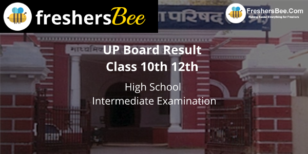 UP Board Result 2018 - High School and Intermediate Examination 2018
