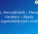 GAIL Recruitment – Manager Vacancy – Apply @gailonline.com 2018